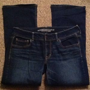 New American Eagle Jeans Size 14 Short